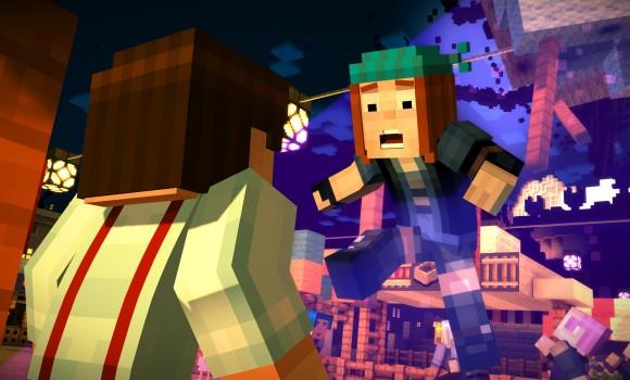 Minecraft: Story Mode Ekran Görüntüleri - 5