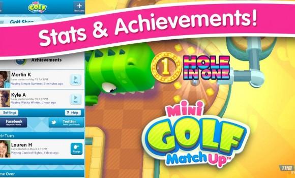 Mini Golf MatchUp Ekran Görüntüleri - 1