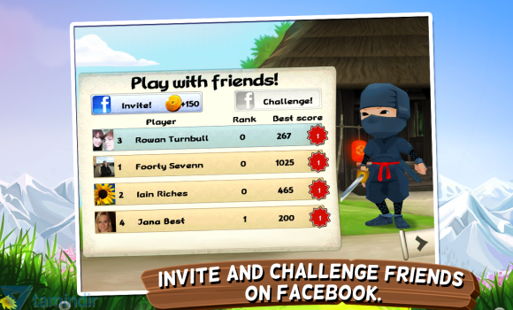 Mini Ninjas Ekran Görüntüleri - 2