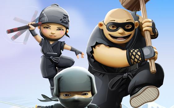 Mini Ninjas Ekran Görüntüleri - 5