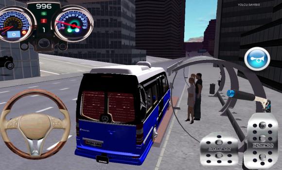 Minibüs Şoförü Ekran Görüntüleri - 4