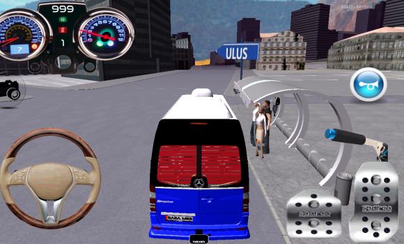 Minibüs Şoförü Ekran Görüntüleri - 1