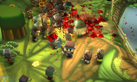 Minigore 2: Zombies Ekran Görüntüleri - 5