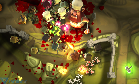 Minigore 2: Zombies Ekran Görüntüleri - 2