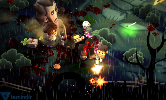 Minigore 2: Zombies Ekran Görüntüleri - 1