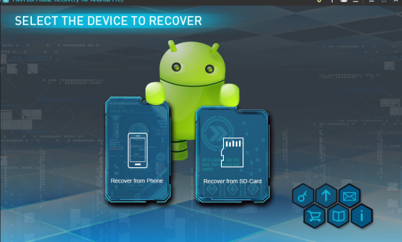 MiniTool Mobile Recovery for Android Ekran Görüntüleri - 1