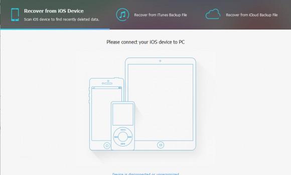 MiniTool Mobile Recovery for iOS Ekran Görüntüleri - 3