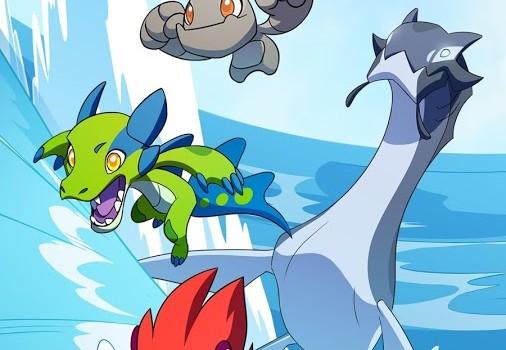 Mino Monsters 2: Evolution Ekran Görüntüleri - 1