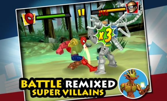 Mix+Smash: Marvel Super Hero Mashers Ekran Görüntüleri - 4