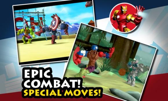 Mix+Smash: Marvel Super Hero Mashers Ekran Görüntüleri - 2