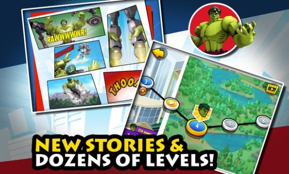 Mix+Smash: Marvel Super Hero Mashers Ekran Görüntüleri - 1