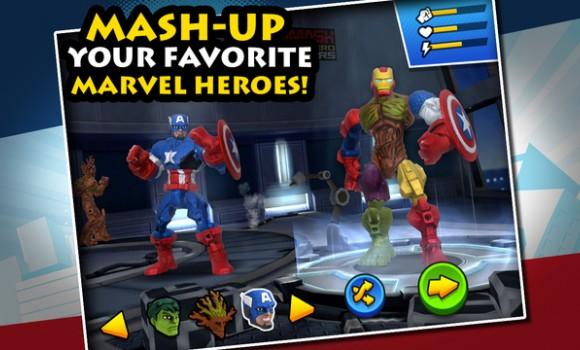 Mix+Smash: Marvel Super Hero Mashers Ekran Görüntüleri - 5