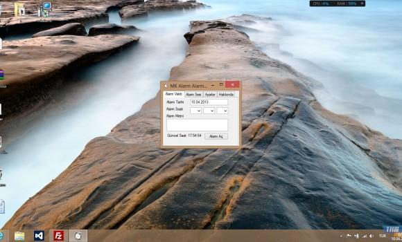 MK Alarm Ekran Görüntüleri - 2