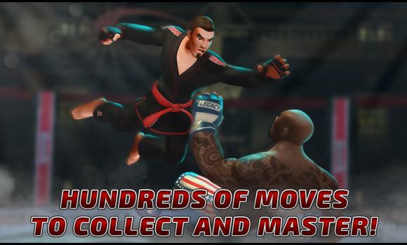 MMA Federation Ekran Görüntüleri - 4