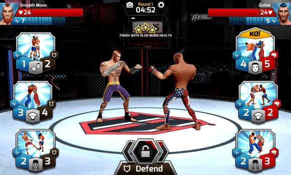 MMA Federation Ekran Görüntüleri - 3