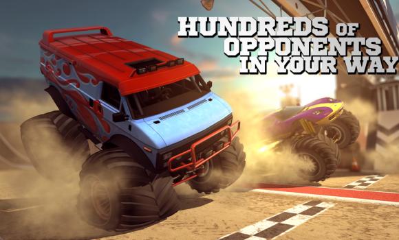 MMX Racing Featuring WWE Ekran Görüntüleri - 1