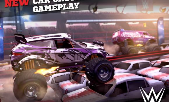 MMX Racing Featuring WWE Ekran Görüntüleri - 7