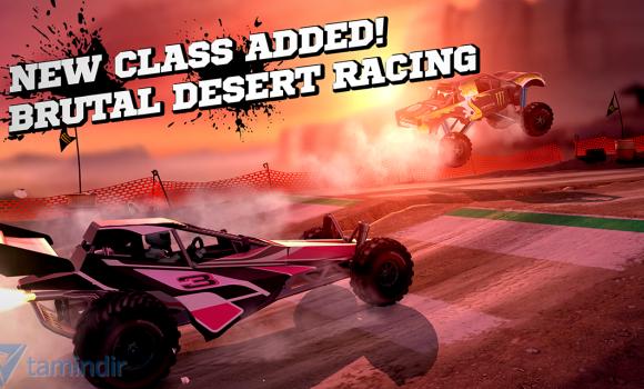 MMX Racing Ekran Görüntüleri - 1