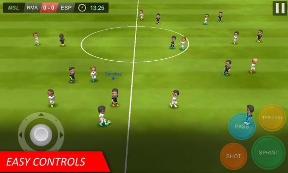 Mobile Soccer League Ekran Görüntüleri - 7