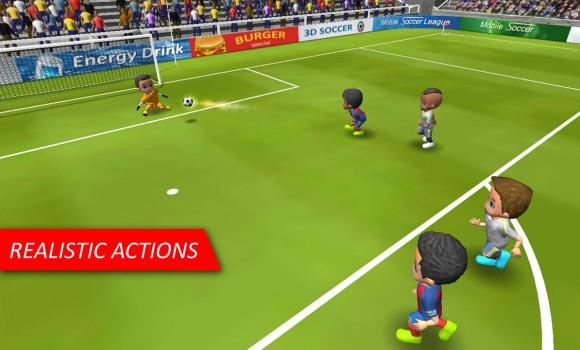 Mobile Soccer League Ekran Görüntüleri - 6