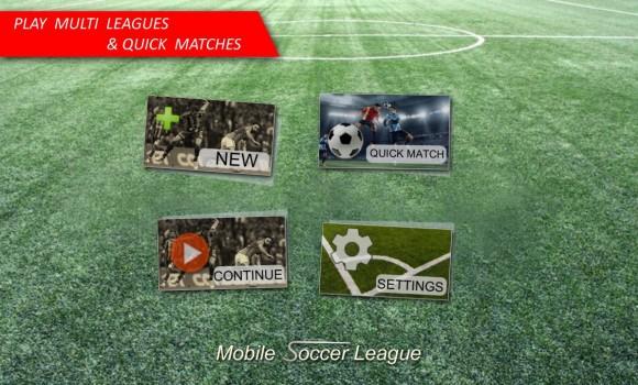 Mobile Soccer League Ekran Görüntüleri - 3