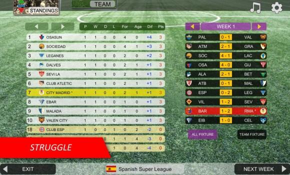 Mobile Soccer League Ekran Görüntüleri - 2