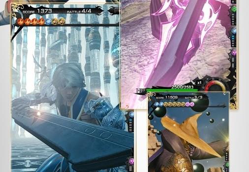 MOBIUS FINAL FANTASY Ekran Görüntüleri - 2