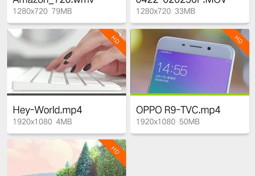 MoboPlayer Ekran Görüntüleri - 4