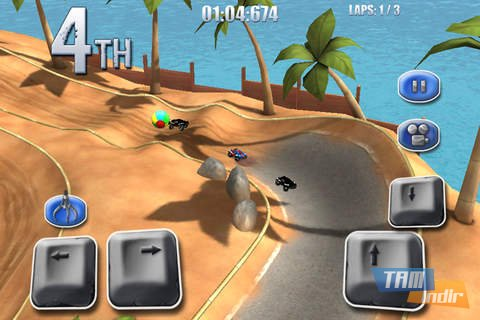 Model Auto Racing Ekran Görüntüleri - 2