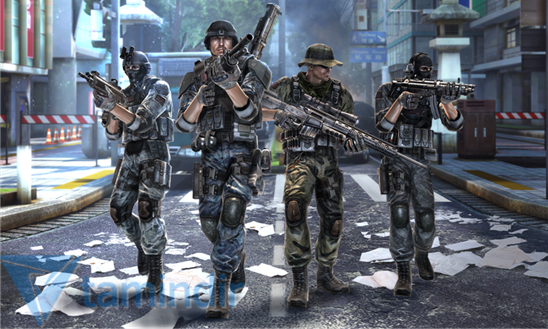 Modern Combat 5: Blackout Ekran Görüntüleri - 4