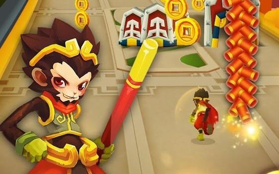 Monkey King Escape Ekran Görüntüleri - 6
