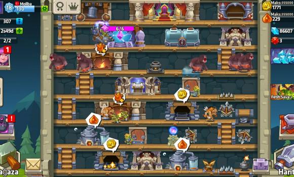 Monster Castle Ekran Görüntüleri - 1