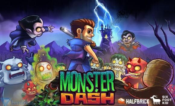 Monster Dash Ekran Görüntüleri - 5