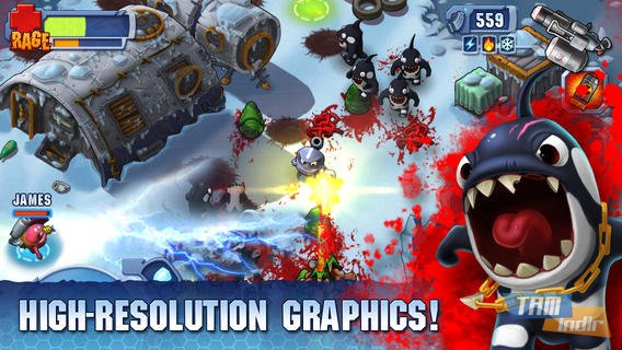 Monster Shooter 2: Back to Earth Ekran Görüntüleri - 1