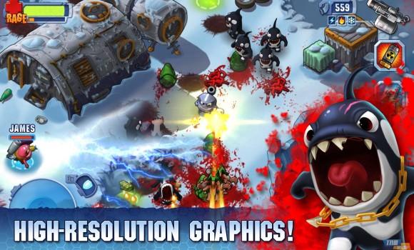 Monster Shooter 2 Ekran Görüntüleri - 2