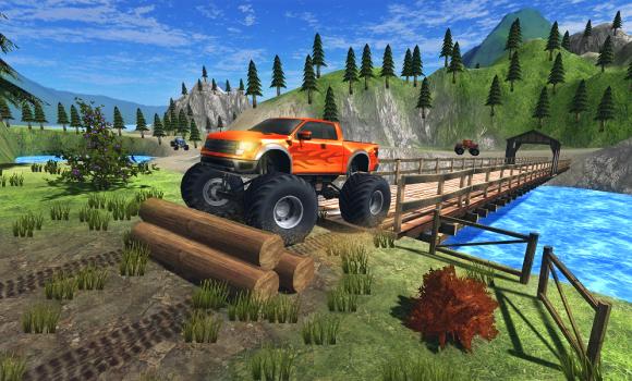 Monster Truck Driver 3D Ekran Görüntüleri - 2
