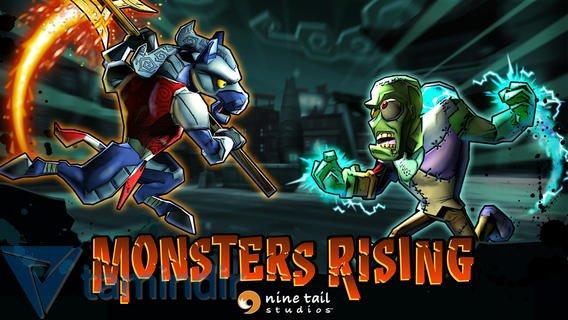 Monsters Rising Ekran Görüntüleri - 5