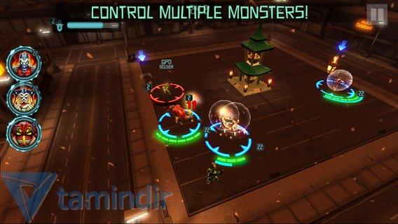 Monsters Rising Ekran Görüntüleri - 3