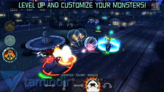 Monsters Rising Ekran Görüntüleri - 1