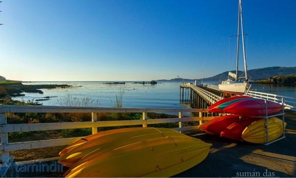 Monterey Manzaraları Teması Ekran Görüntüleri - 3