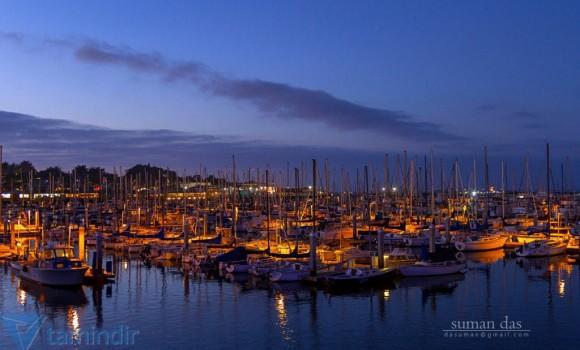 Monterey Manzaraları Teması Ekran Görüntüleri - 2