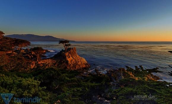 Monterey Manzaraları Teması Ekran Görüntüleri - 1