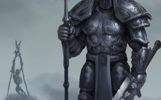 Moon Knight Fantasy Wallpaper Ekran Görüntüleri - 4