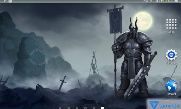 Moon Knight Fantasy Wallpaper Ekran Görüntüleri - 1
