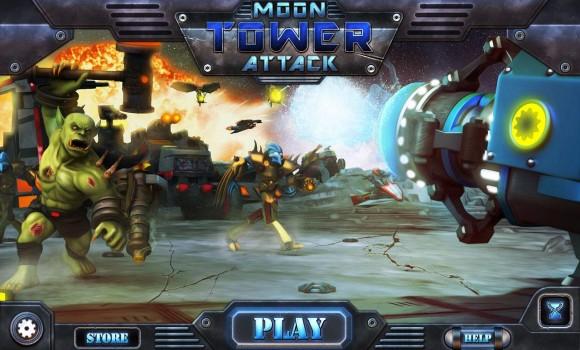 Moon Tower Attack Ekran Görüntüleri - 5