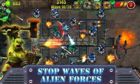 Moon Tower Attack Ekran Görüntüleri - 1