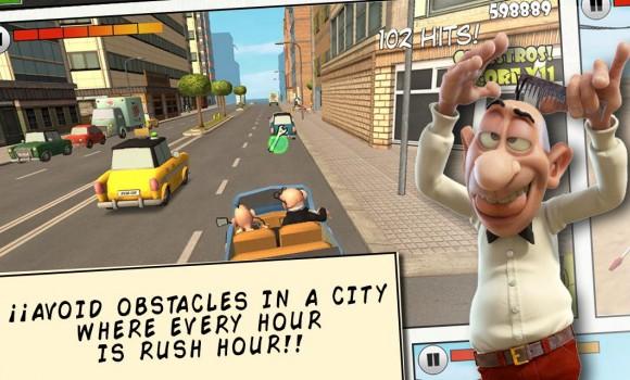 Mortadelo & Filemon: Frenzy Drive Ekran Görüntüleri - 5