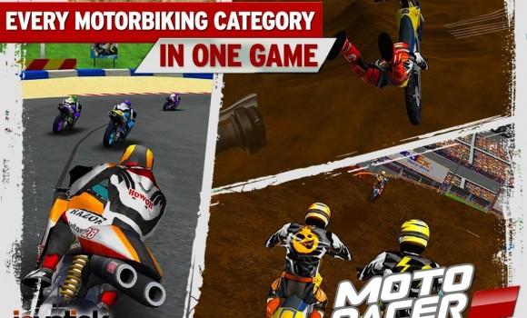 Moto Racer 15th Anniversary Ekran Görüntüleri - 5