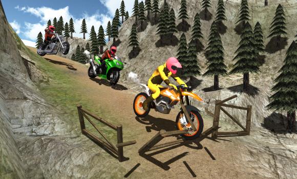 Moto Racer Dirt 3D Ekran Görüntüleri - 1