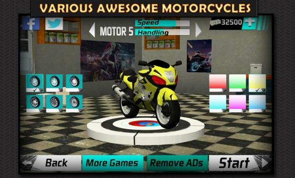 Moto Rider 3D: City Mission Ekran Görüntüleri - 7